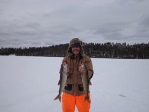 IKE trout-1